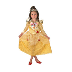 Princess Belle Golden Shimmer Costume by Rubies Costume