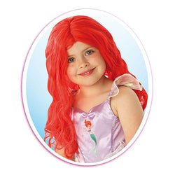 Disney Little Mermaid Ariel Wig by Rubies Costume