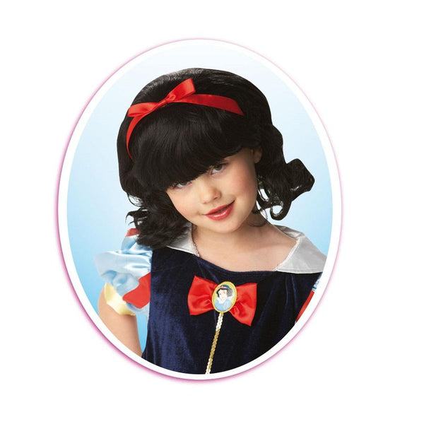 Disney's Snow White Wig Accessory by Rubies Costume