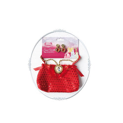 Disney's Princess Snow White Bag with Jewellery set by Rubies Costume