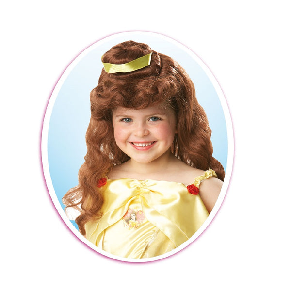 Disney's Beauty and the Beast Belle Wig by Rubies Costume