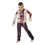 Halloween Zombie Boy 3D Costume by Rubies Costume