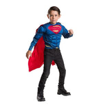 DC Comics Superman Deluxe Top by Rubies Costume