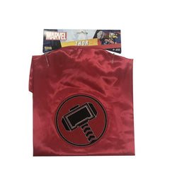Marvel Red Thor Cape Costume Accessory by Rubies Costume