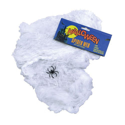 Spider Web Wool Halloween Accessory by Rubies Costume
