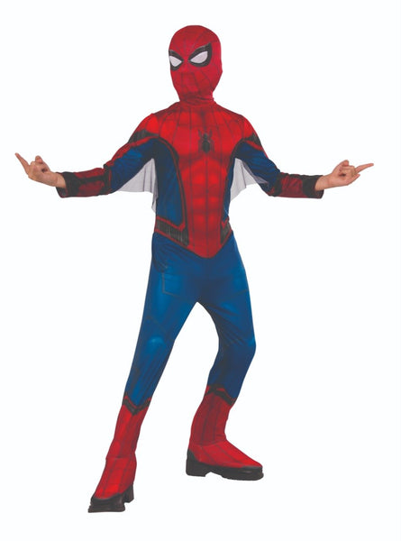 Marvel Comics Spider-Man Far From Home Official Classic Spider-Man Movie Costume