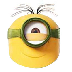 Minion Au Naturel Mask Accessory by Rubies Costume