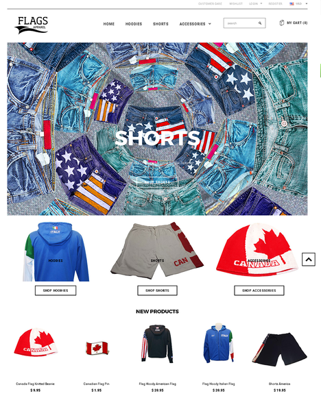Flags Apparel