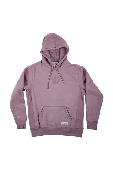 Strictly Rivals Tonal Hoodie - DUSTED MAUVE