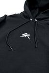 Strictly Rivals Monogram Champion Hoodie - BLACK