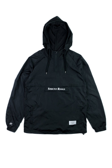 Strictly Rivals Anorak - BLACK
