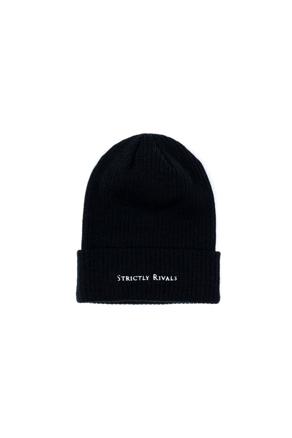 Strictly Rivals Beanie - BLACK