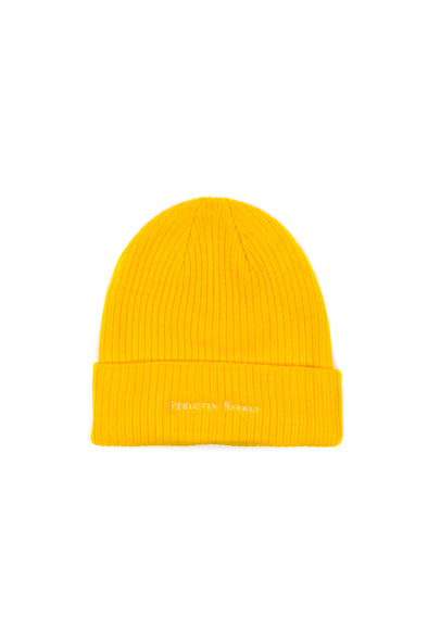 Strictly Rivals Beanie - GOLD