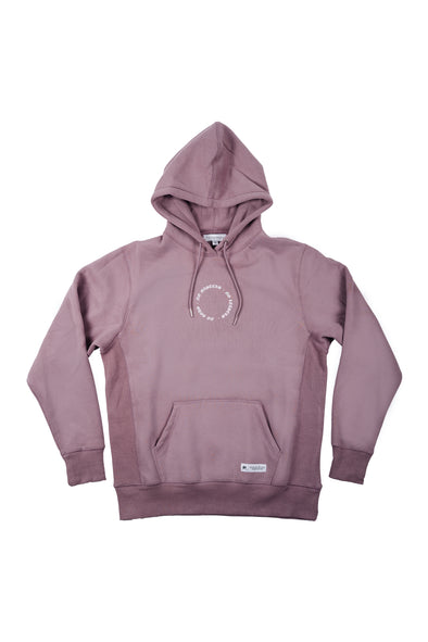Strictly Rivals No Masters Hoodie - DUSTED MAUVE