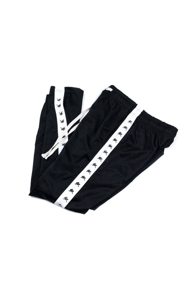Strictly Rivals Track Pants - BLACK