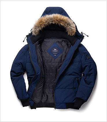 Smart Parka 1.0. Gloves 100% Leather - northaware-ca