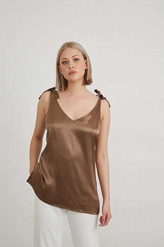 High Neck Dress