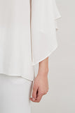 Square Sleeve Blouse