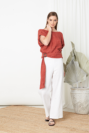 Slouch Suiting Pant