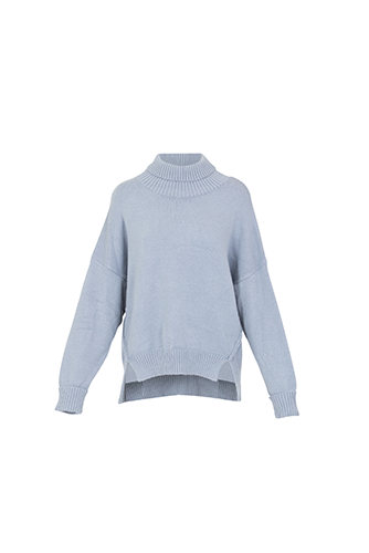 Rolled Neck Sweater