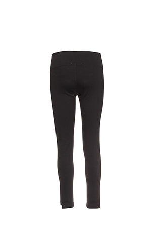 Stepped Hem Drill Legging