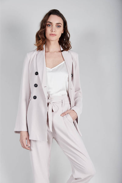 Blush Suiting