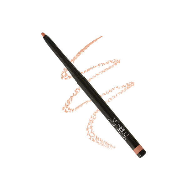 Armen Nude Lip Liner created by Australian made, vegan brand, VonBlü cosmetics. All products produced by VonBlü are cruelty free and non-animal tested.