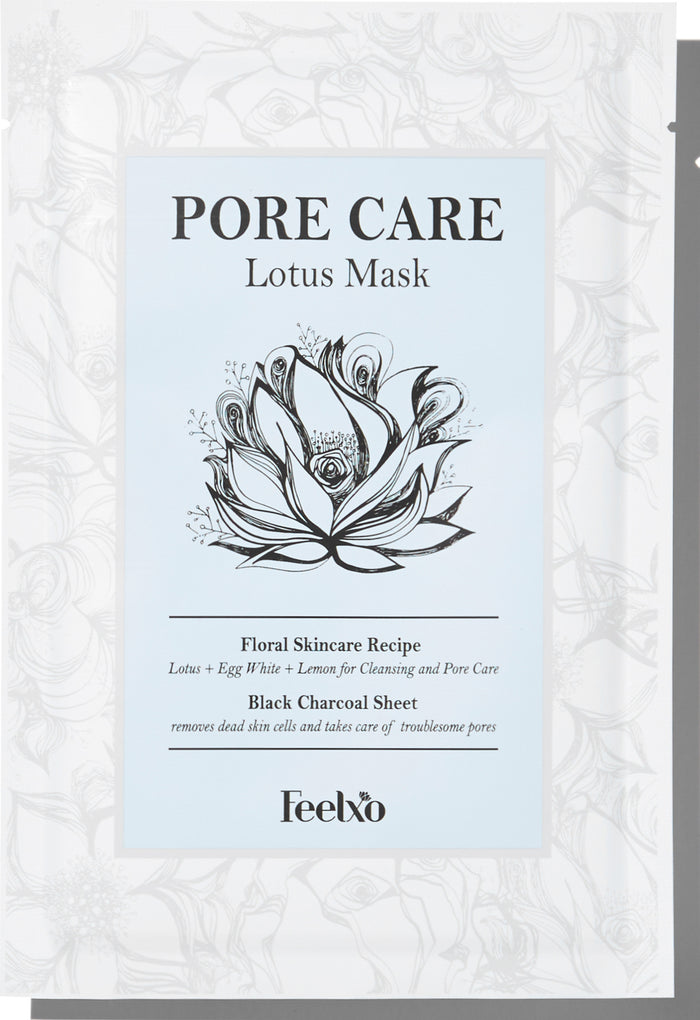 Pore Care Lotus Mask