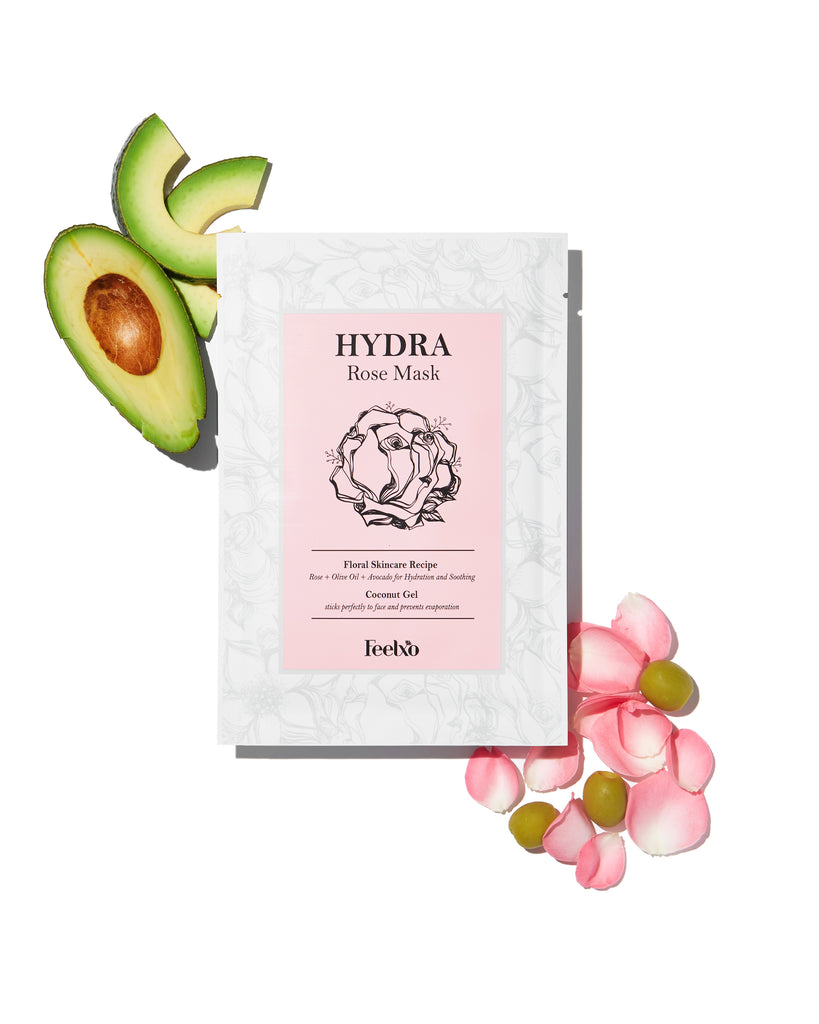 Hydra Rose Mask