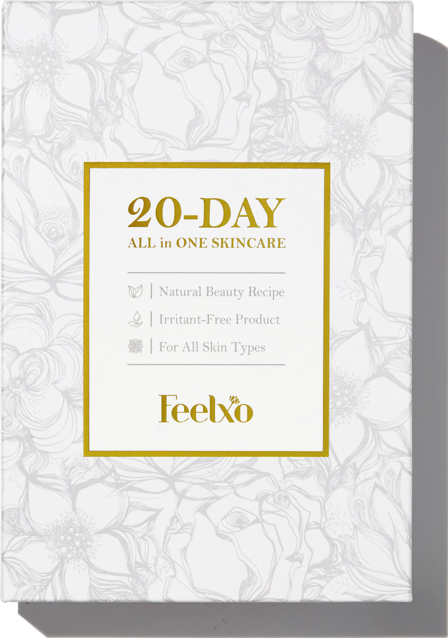 "20-DAY ""ALL in ONE"" SKINCARE PROGRAM (Set of 20)"