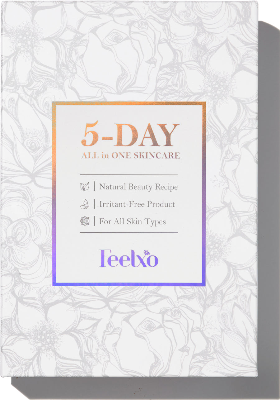 "5-DAY ""ALL in ONE"" SKINCARE PROGRAM (Set of 5)"