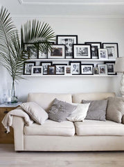 Stacked Photo Frames