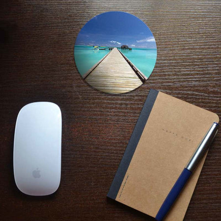 Coasters-Round and Merry Coasters-