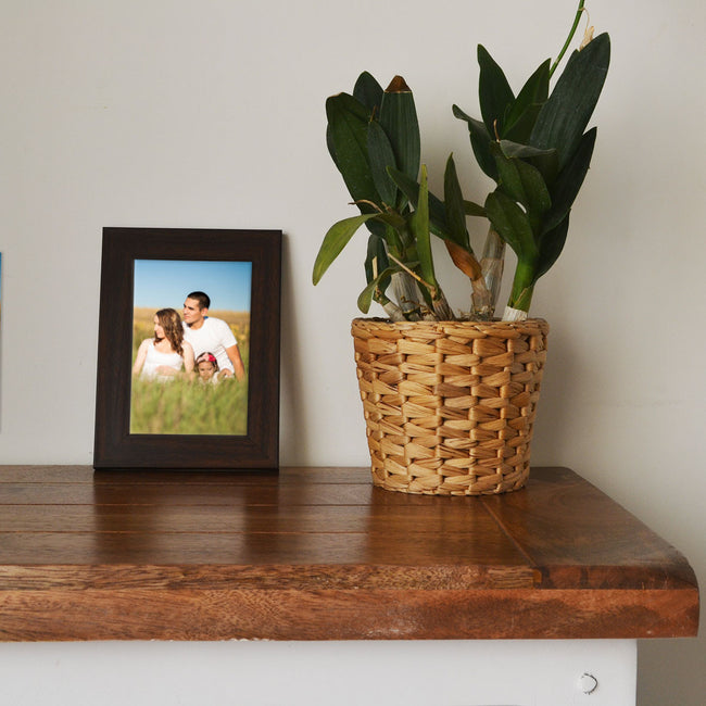 Photo Frames-Macro Photo Frames (Upto 8in x 10in)-6in x 8in-Brown