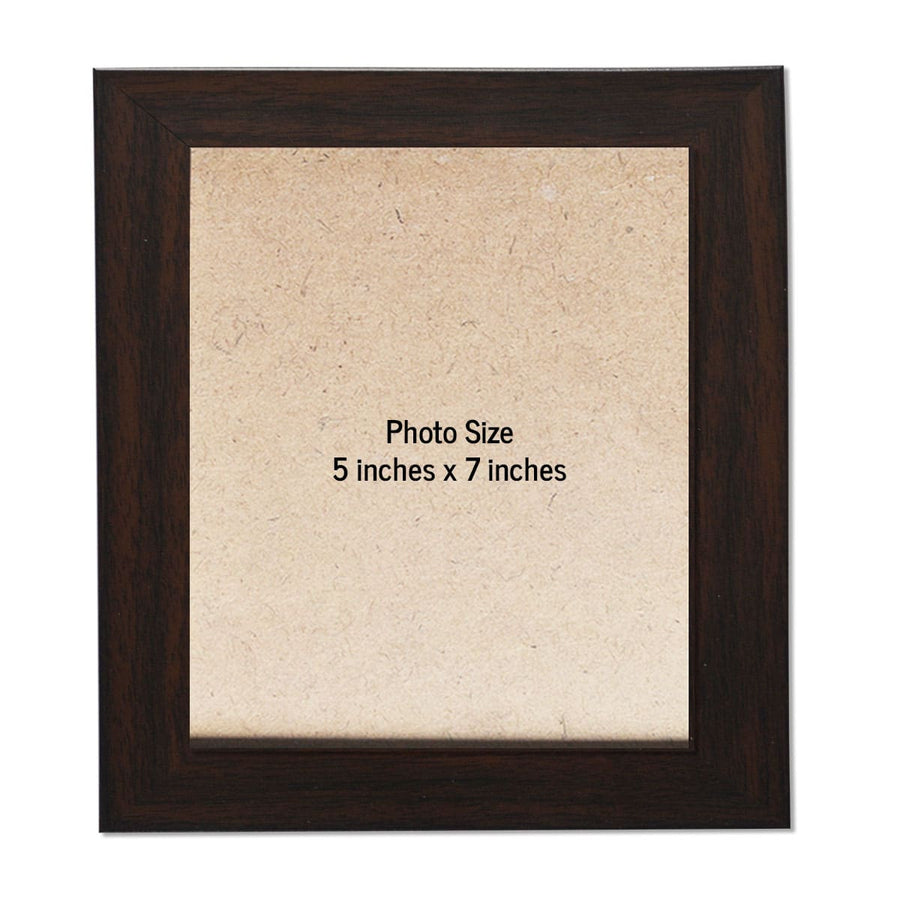 Photo Frames Medium Size 5in x 7in Set of 4
