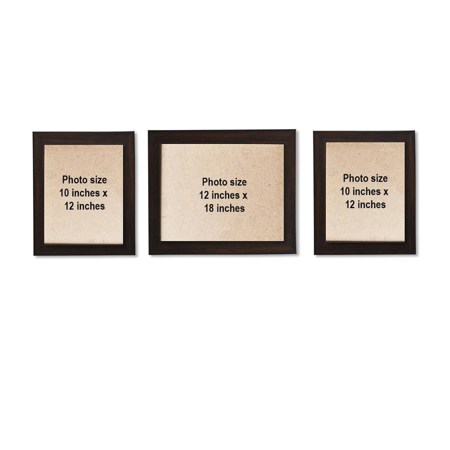 Photo Frames Large Combo Collage Set of 3