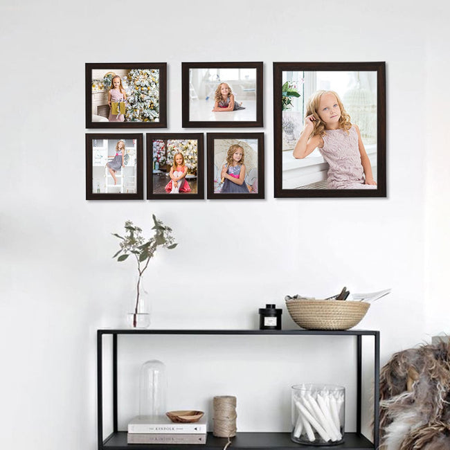 Wall Frames | Photo Gallery | Photo Walls | Collage Frames ...
