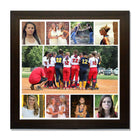 Collage Posters-Back to Squares 9 Photo Collage Poster-Print Only (Without Frame)-