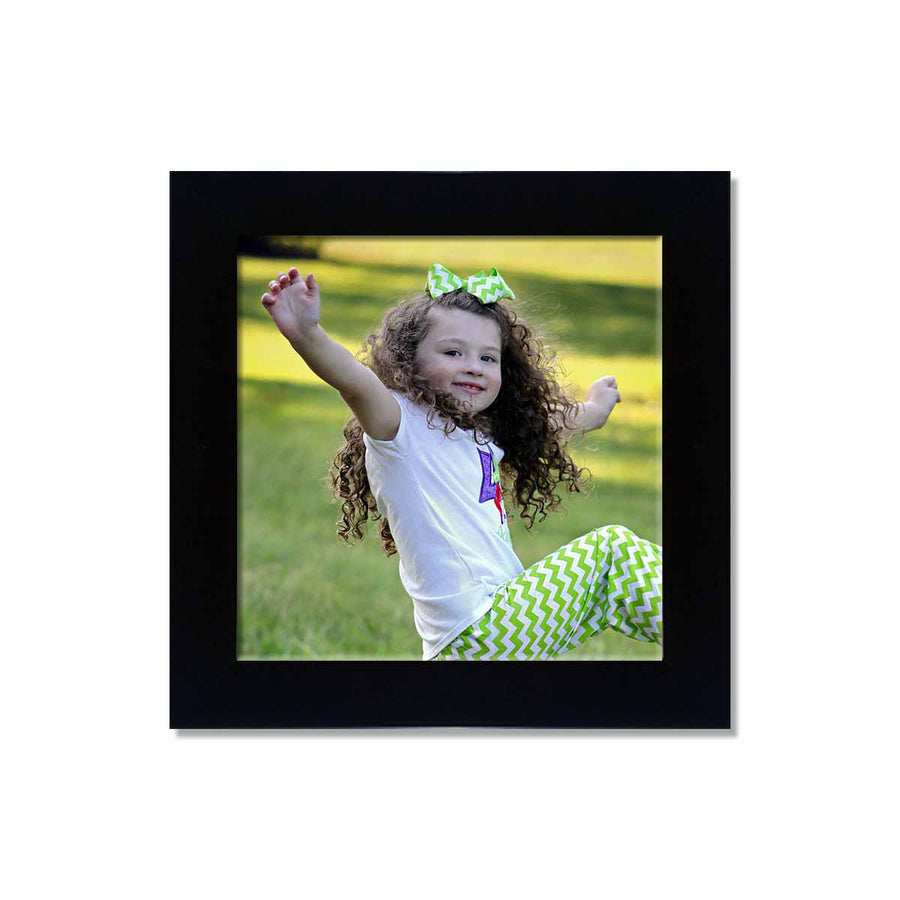 Photo Frames-Instasquare Photo Frames-12in x 12in-Black