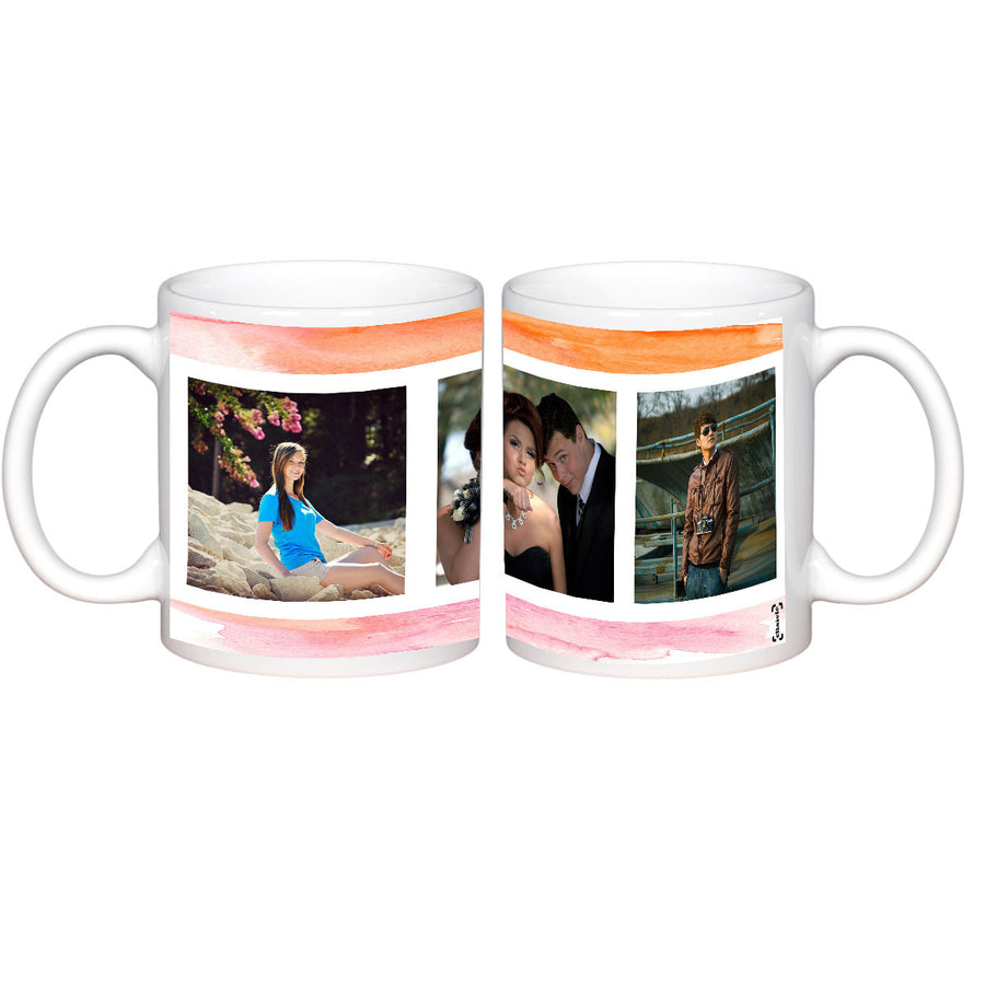 Mugs-Watercolor Photo Mug-