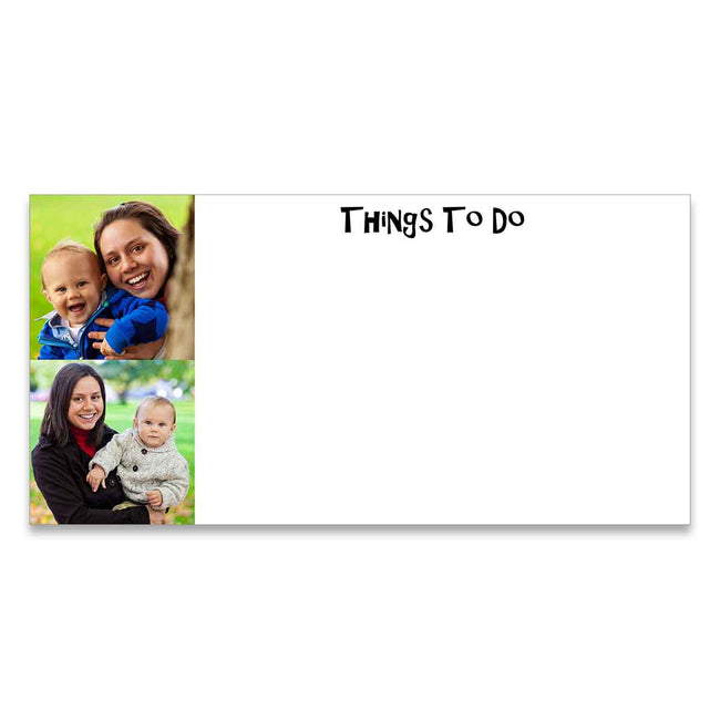 Magnetic Notepads-Things To Do Magnetic Notepad-