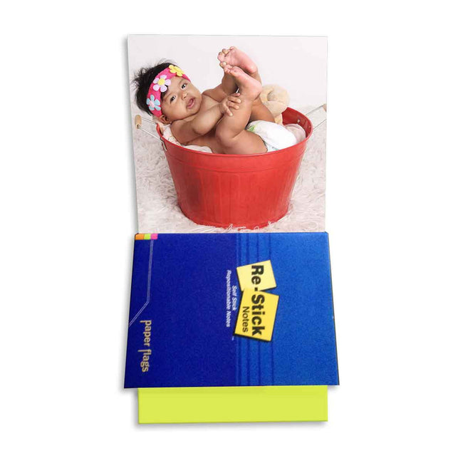 Magnetic Notepads-Personalized Post-it Magnetic Notepad-