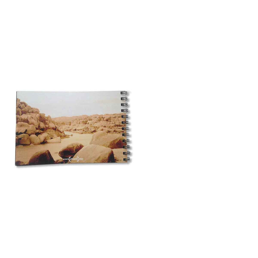 Softcover Photo Books-Photo Wrap Spiral Photo Book-4 inches x 6 inches-50 Pages