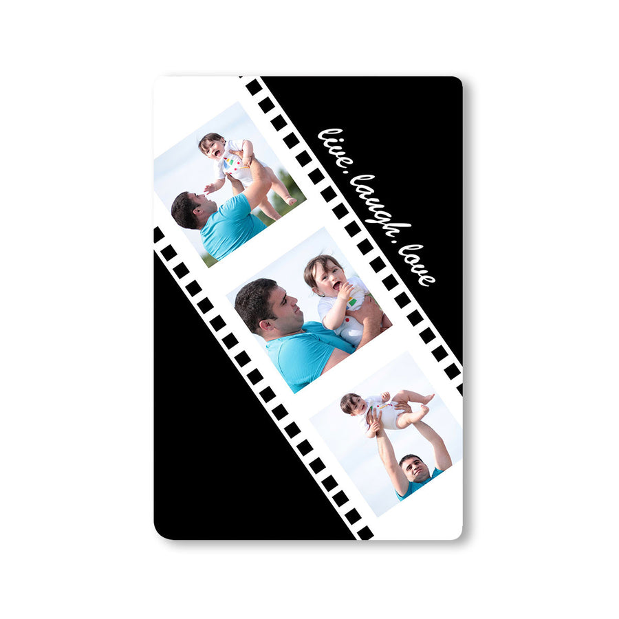 Fridge Magnets-Negative Reel Photo Magnet-