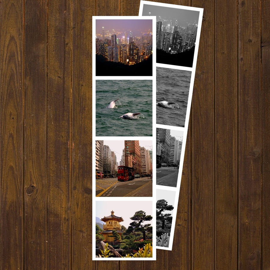 Classic Prints-Photo Strip Bookmarks-10-