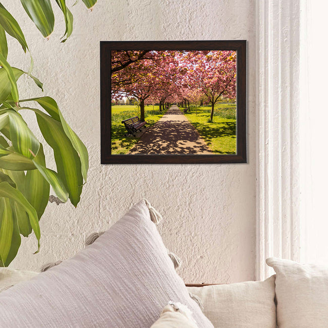 Photo Frames-Mighty Photo Frames (From 12in x 18in)-12in x 18in-Brown