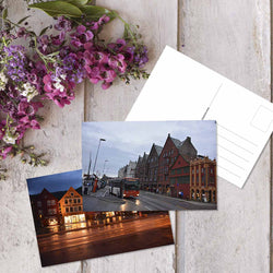 Classic Prints-Photo Postcards-Pack of 9-