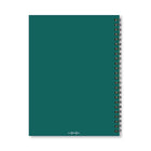 Notebooks-Classic Gallery of 6 Notebook - Green-