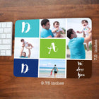 Mousepads-Love you Dad Mousepad-