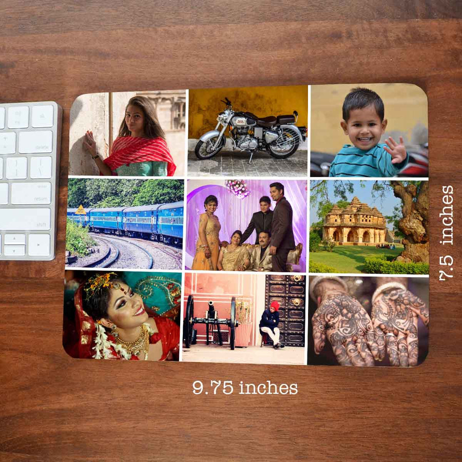 Mousepads-Classic Gallery of 9 Mousepad-